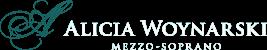 Alicia Woynarski, Mezzo-Soprano
